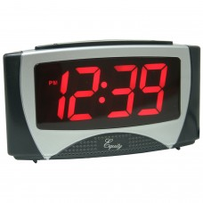 Equity by La Crosse 30029 Large LED Alarm Clock with 1.2 inch time digits   551953204